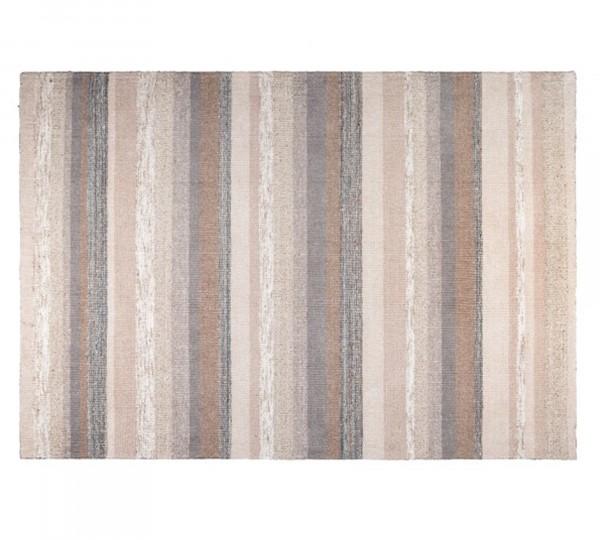Dutch Bone Teppich ARIZONA in braun | 170x240 cm