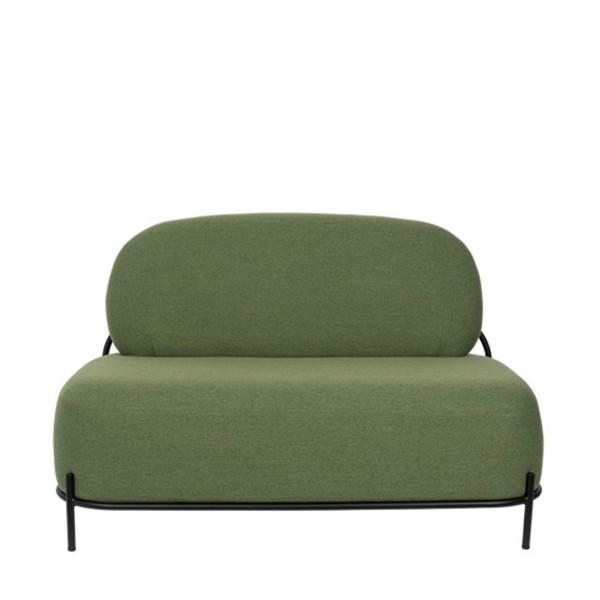Zuiver Sofa Polly Stoff grün