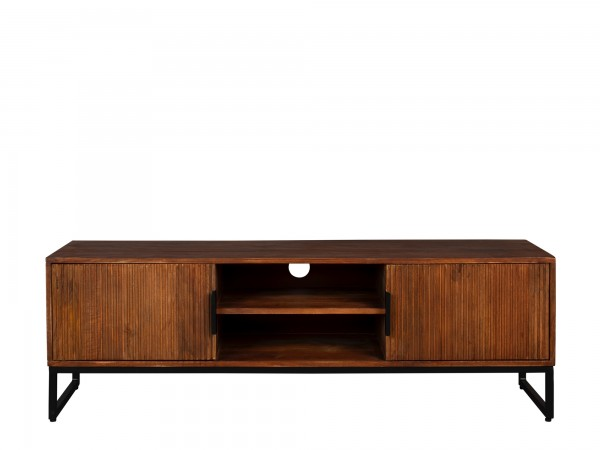 DutchBone Sideboard Saroo in Mangoholz massiv