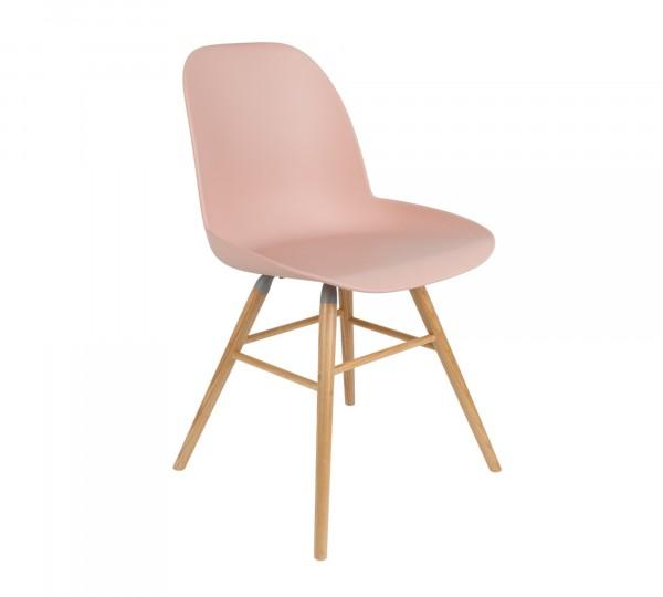 Zuiver Stuhl Albert in pink