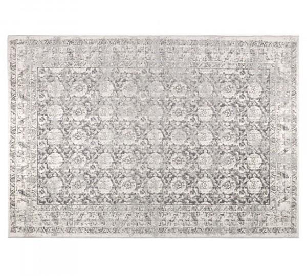 Zuiver Teppich MALVA in hellgrau 170x240 cm