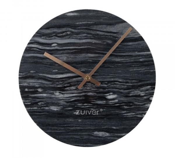 Zuiver Wanduhr TIME MARBLE in grau