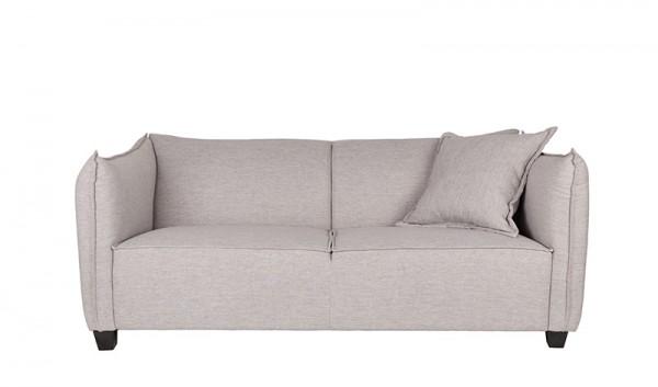 Zuiver Sofa JOSEY TWILL Stoff grau
