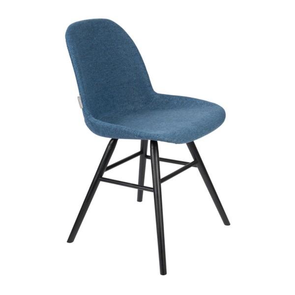Zuiver Stuhl ALBERT KUIP SOFT blau