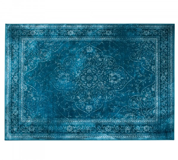 DutchBone Rugged ocean Teppich in 170x240 cm