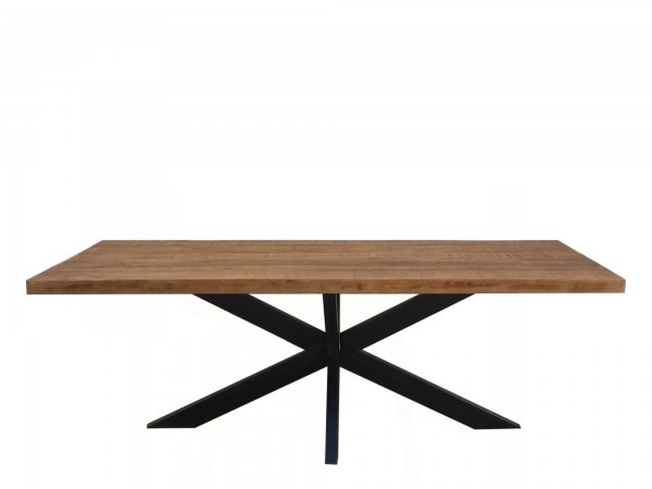 Massivholztisch 200x100 cm Mangoholz