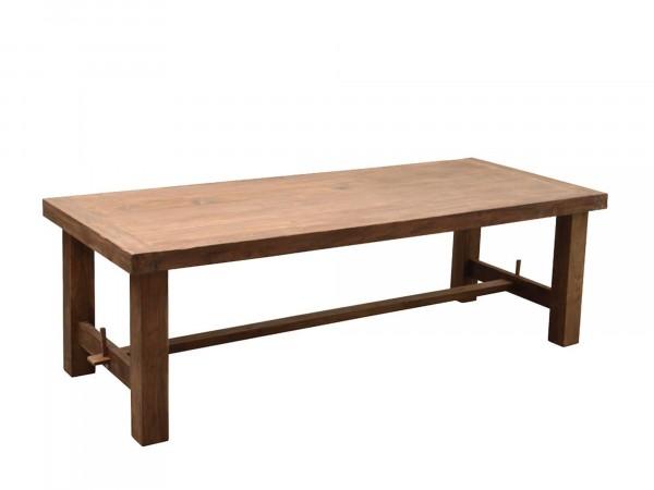 Msssivholz Tisch 240 x 100 cm