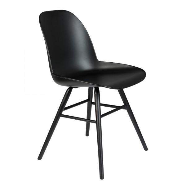Zuiver Stuhl Albert Kuip schwarz