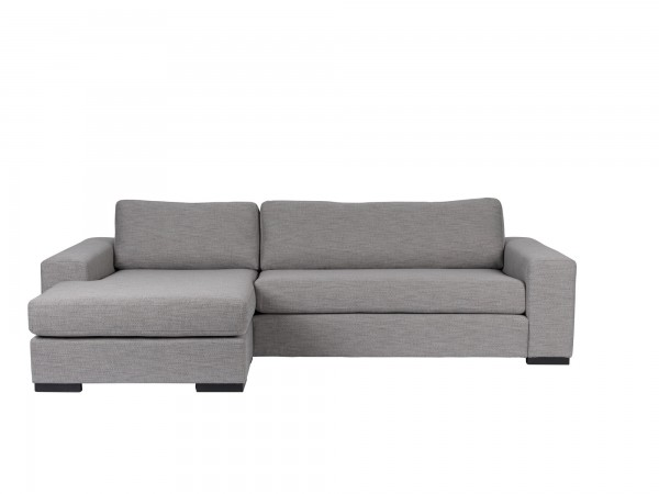 Zuiver SOFA FIEP Longchair links grau