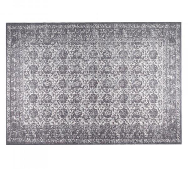 Zuiver Teppich MALVA in dunkelgrau 200x300 cm