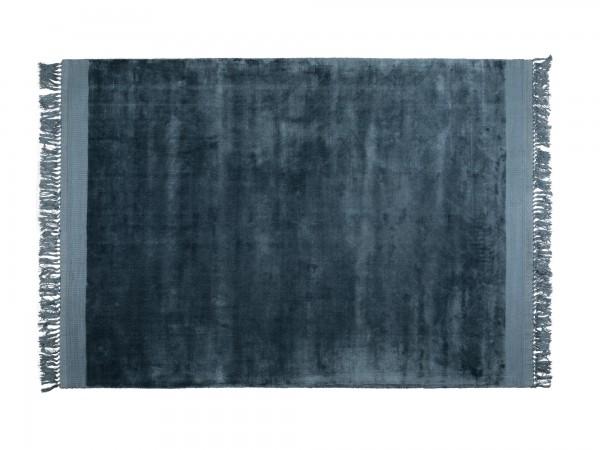 Zuiver Teppich Blink blau