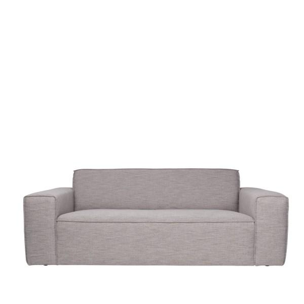 Zuiver Sofa BOR Stoff grau