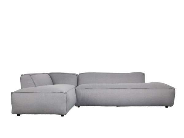 Zuiver SOFA FAT Freddy Comfort hellgrau 91 links