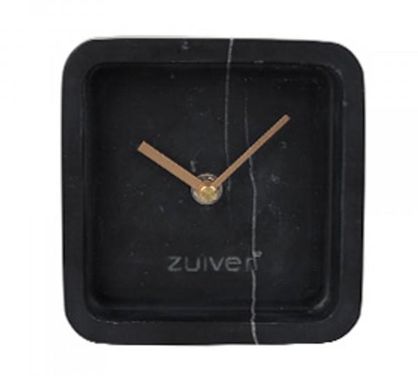 Zuiver Uhr LUXURY TIME aus Marmor in schwarz