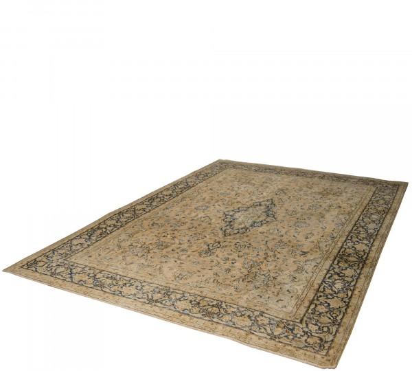 Persischer Vintage Teppich handgeknüpft