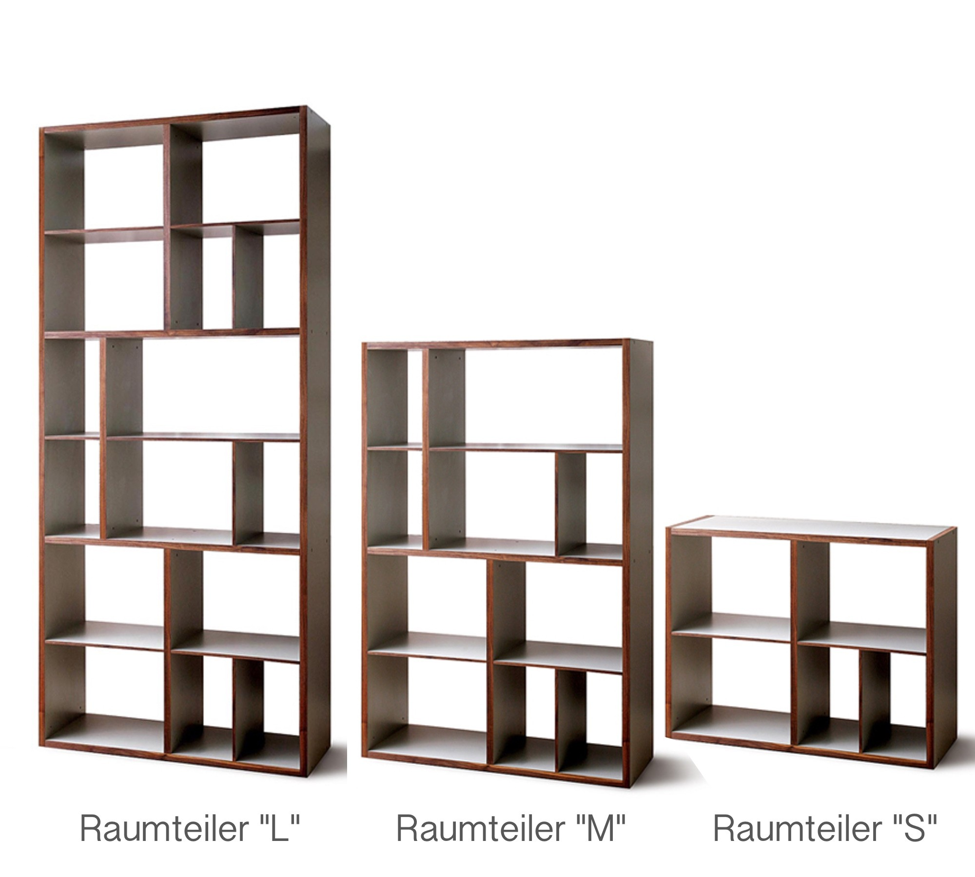 Mint Design Raumteiler Regal \