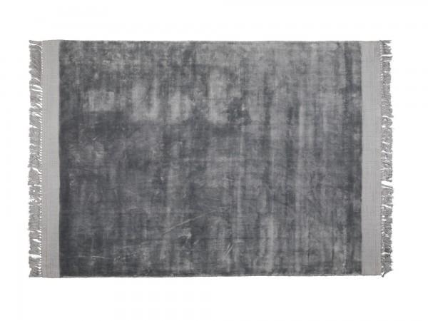 Zuiver Teppich Blink silber