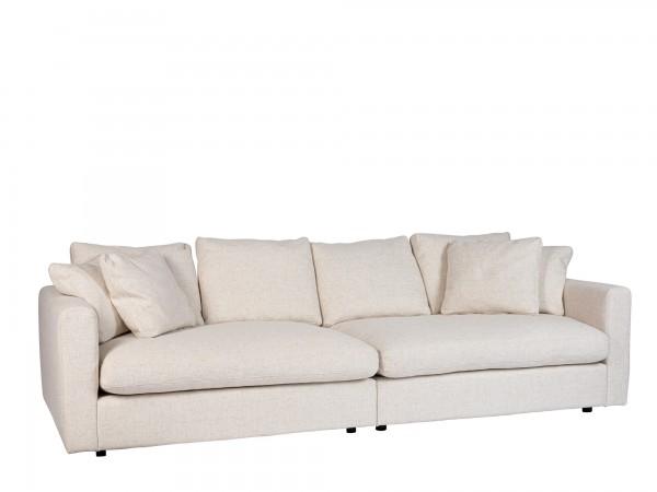 Zuiver Sofa Sense Stoff creme