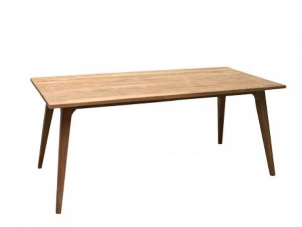 Esstisch modern aus Massivholz