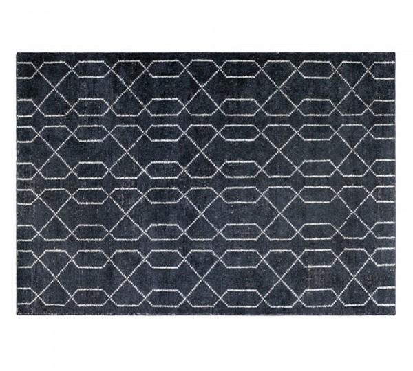 Zuiver Teppich MARS in indigo 170x240 cm