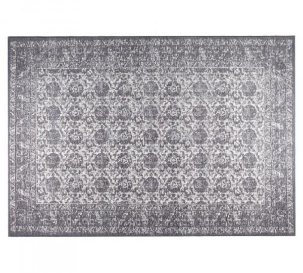 Zuiver Teppich MALVA in dunkelgrau 170x240 cm