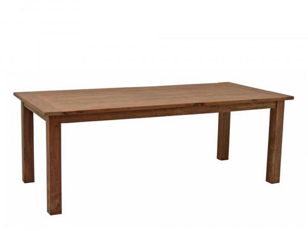 Esstisch KATI 200x100 cm rechteckig aus Massivholz