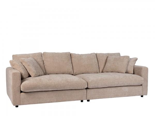 Zuiver Sofa Sense Stoff natur soft