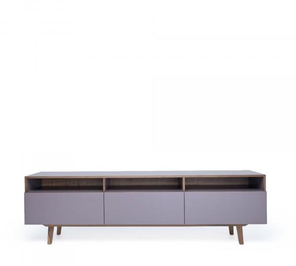 Mint Design Sideboard M1211 Massivholz 3 Schubladen 224cm breite