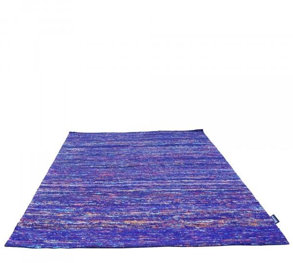 Musterring Flachwebteppich Dresden 170x240 cm purple