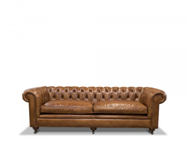 Chesterfield Style Sofa als 3-Sitzer