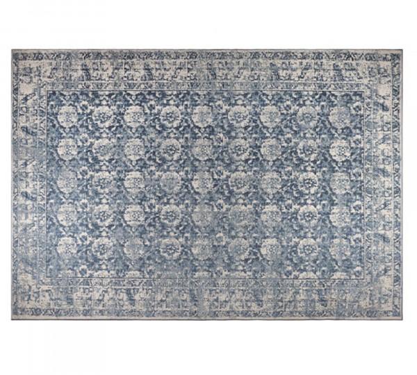Zuiver Teppich MALVA in jeansblau | 200x300 cm