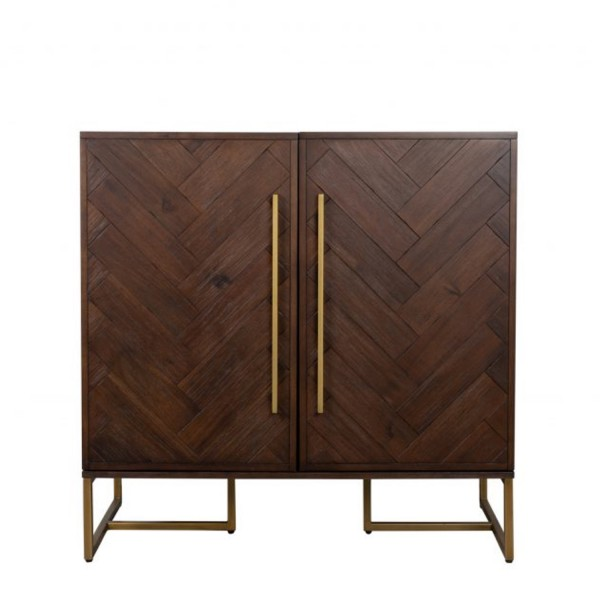 DutchBone Highboard Class mit Weinregal