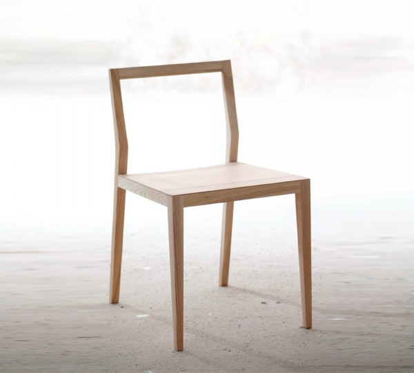 Designer Stuhl aus Holz von Mint