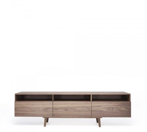 Mint Design Sideboard M1212 Massivholz 3 Schubladen 224cm breite