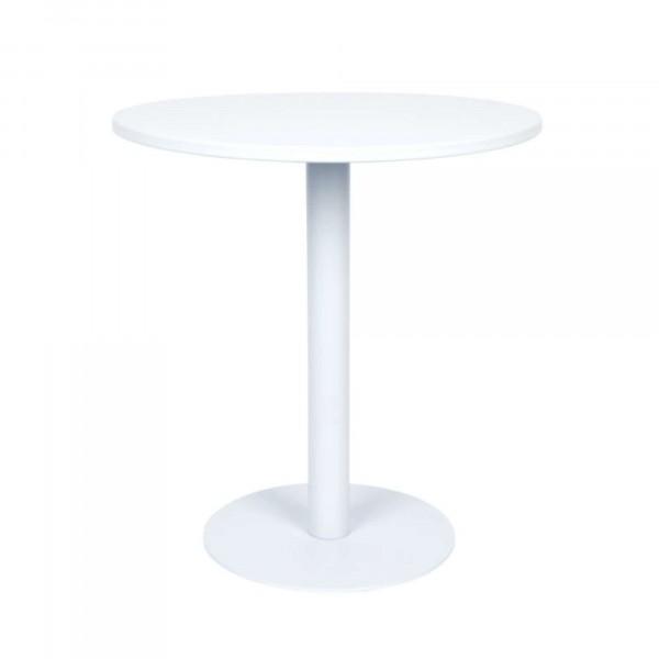 Zuiver Tisch Metsu weiß rund outdoor
