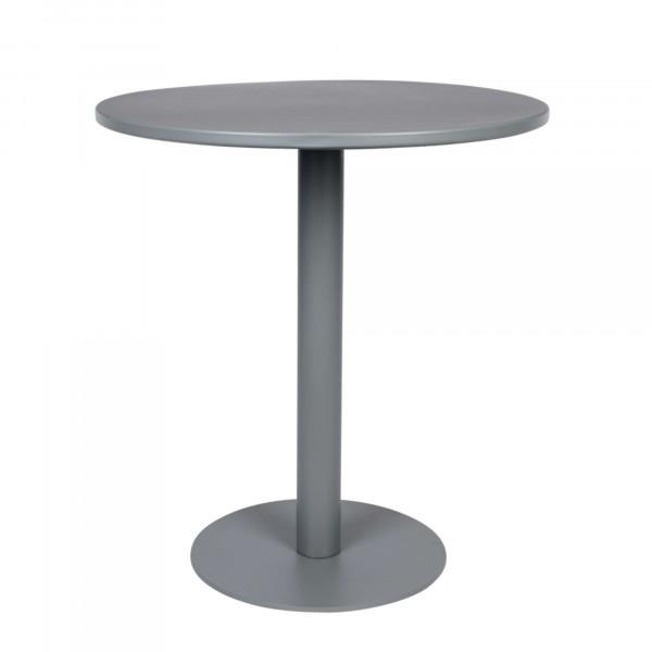 Zuiver Tisch Metsu grau rund outdoor