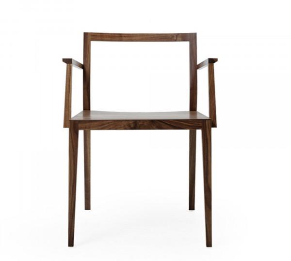 Designerstuhl Ghost Plus von Mint Design aus Massivholz
