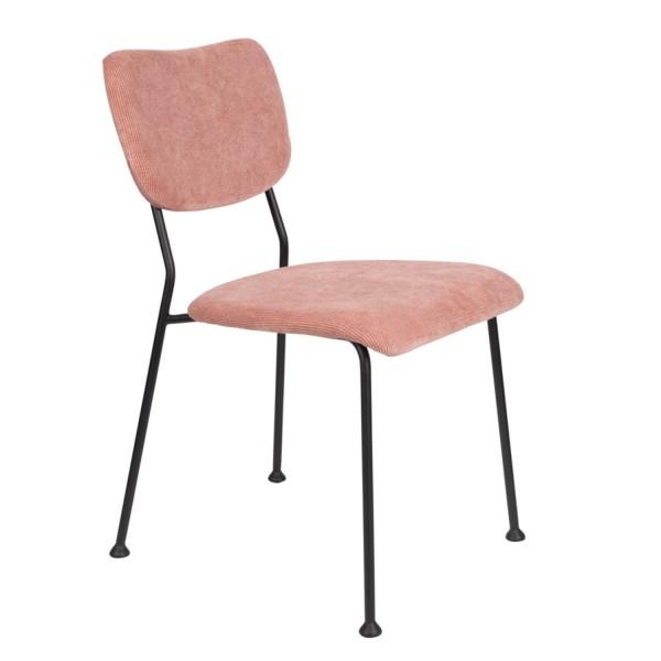 Zuiver Benson Stuhl pink